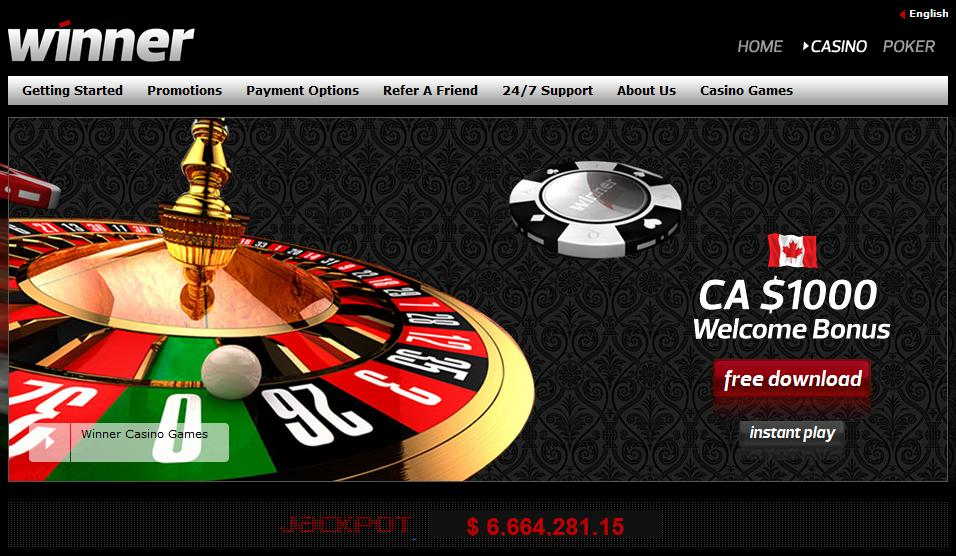 canadian online casino book of