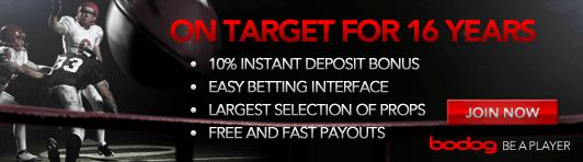 NFL Online Betting